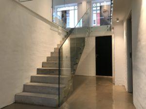 trappeværn