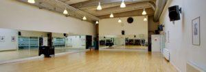 Spejlvægge fitnesscenter